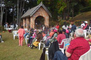 Journée détente pour le personnel du centre Fitahiana-ONG EMA