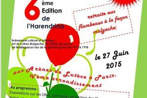 Participation d'E.M.A à la célébration de la fête de l'indépendance de Madagascar à Paris