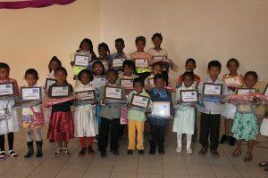 Récompense aux élèves les plus méritants !