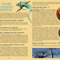 Du 5 au 10 novembre 2018 : Semaine Spéciale Madagascar à la MJC de Sceaux