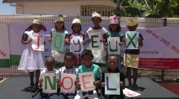 Fête de Noël au Centre Fitahiana