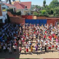 Zumba kids au Centre Fitahiana
